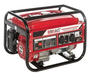 Бензиновый генератор Brait BR-3600AL (2.8 кВт)