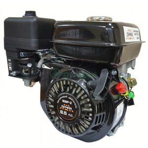 Двигатель Daman 168F-2 (6.5 лс)
