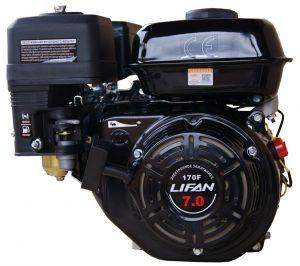 Двигатель Lifan 170F (7лс)