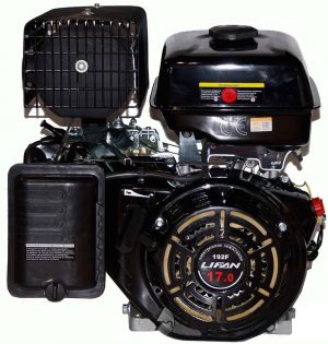 Двигатель Lifan 192F (17 лс)