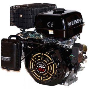 Двигатель Lifan 192FD 18А (17 лс, электростартер, катушка 18А)
