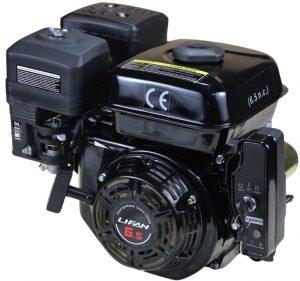 Двигатель Lifan 168F-2D электростартер вал 20мм