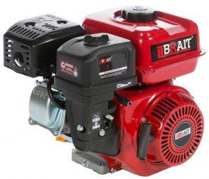 Двигатель Brait BR168F2 PRO 6.5лс профессиональный