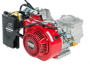 Двигатель Brait BR-170FС PRO (7 лс, профессиональный, вал под конус, для генератора)