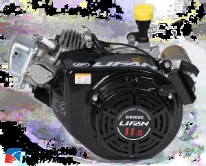 Двигатель Lifan GS200E 7A (11 лс, электростартер, освещение 7А)