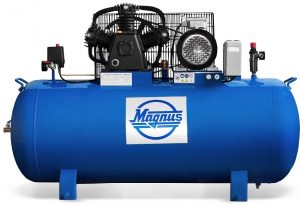 Компрессор промышленный Magnus КW-900/200S (5.5 кВт, трехфазный)
