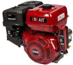 Двигатель Brait BR-192F-2D PRO (18.5 лс, электростартер, профессиональный)