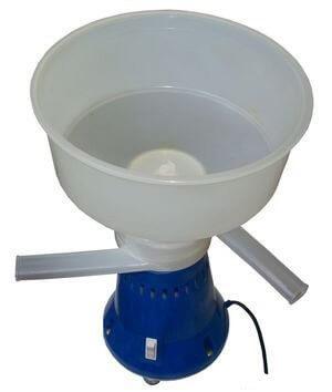 Сепаратор молока Сибирь-2 (мощность 80Вт, производительность 60л/час)