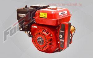 Двигатель FORZA 168FD-2 (эл.стартер, вал 20мм)