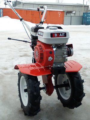 Мотоблок Brait 80 (узкие колеса, 7 лс)