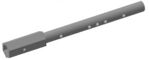 Удлинитель колесных осей МБ Форза, Кроссер, Вейма, (425mm)