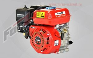 Двигатель FORZA 168F (вал 20мм)