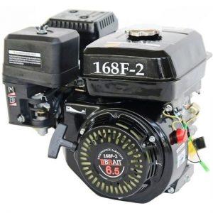 Двигатель Brait 168-F2 (6.5 лс, 20вал)