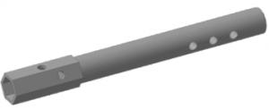 Удлинитель колесных осей МБ Форза, Кроссер, Вейма, (310mm)
