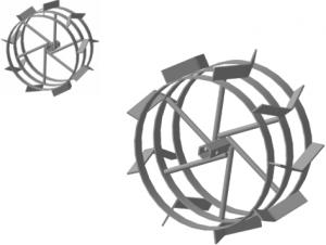 Грунтозацепы S-24 МБ (Форза,Кроссер,Вейма,Хопер)