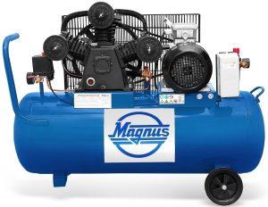 Компрессор промышленный Magnus KW-525/100S (3.0 кВт, трехфазный)