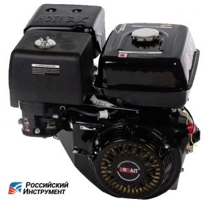 Двигатель Brait 413PG (13 л.с., под шлицы)