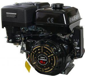 Двигатель Lifan 190FD 7А (15 лс, электростартер, катушка освещения 7А)