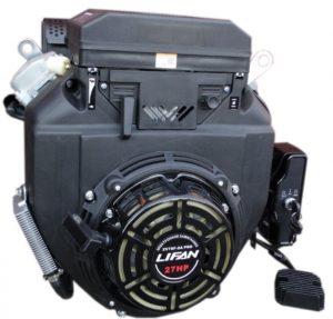 Двигатель Lifan 2V78F-2A PRO 20А (27 лс, электростартер, катушка 20А)