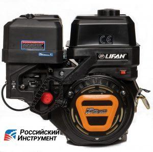 Двигатель Lifan KP460E (192FD-2T) 3А(20 лс, электростартер, катушка 3А)