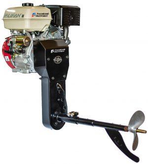 Болотоход SC (25мм без двигателя)