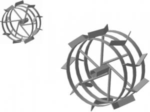Грунтозацепы S-32 МБ (Форза,Кроссер,Вейма,Хопер)