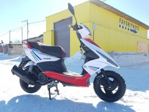 Скутер VENTO CORSA (Венто Корса) (150см3)