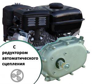 Двигатели с редуктором