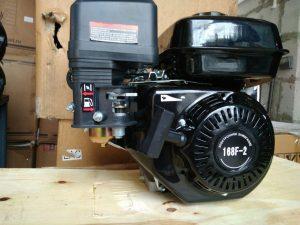 Двигатель TEHNOTEK 168-F2 (6,5 лс, вал 20 — шлицы)